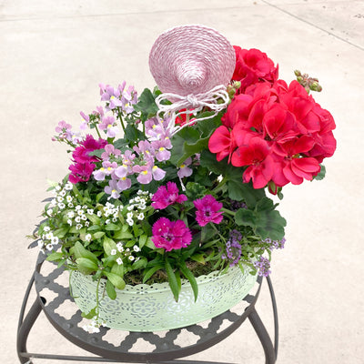 Choice Seasonal Spring Planter