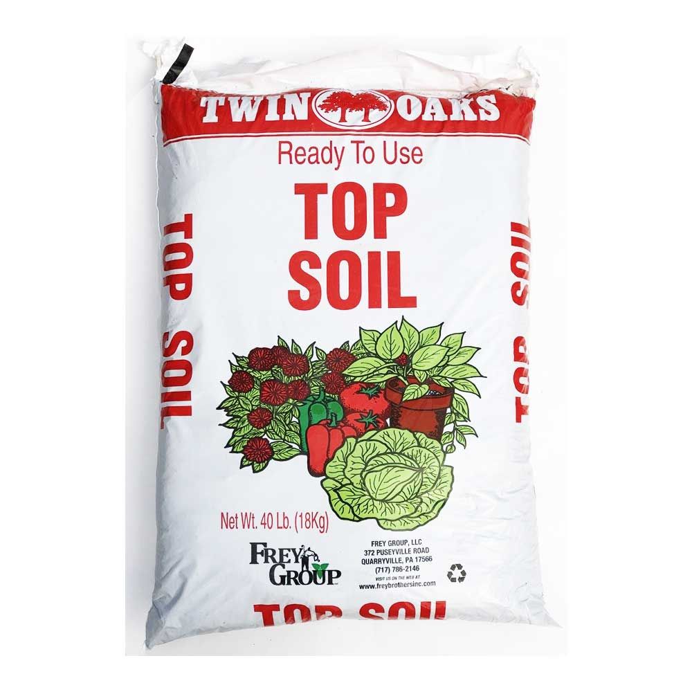 Twin Oaks Top Soil