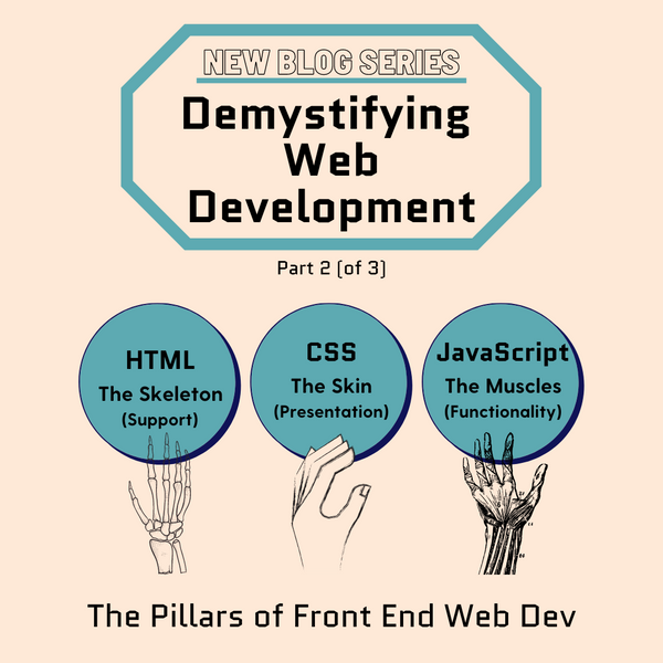 Demystifying Web Development: Part Two (of Three)