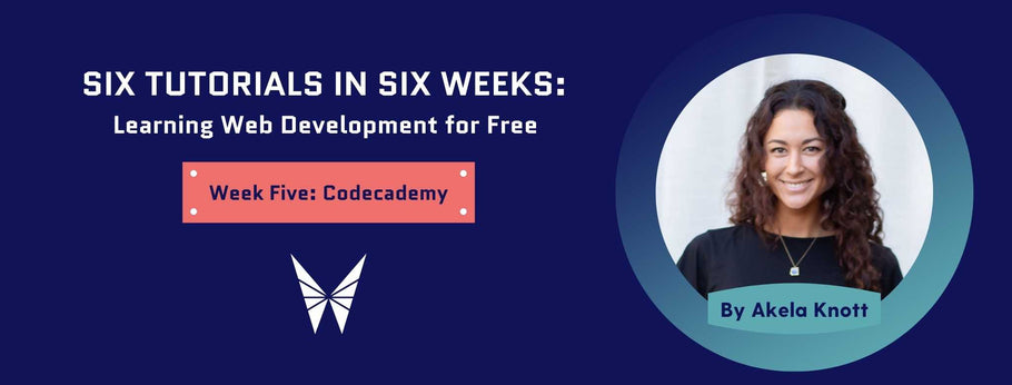 Week Five: Codecademy