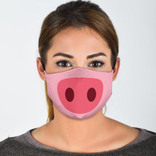 Load image into Gallery viewer, Cartoon Pig Snout Face Mask - ALOHA GIRL STYLE