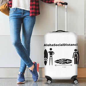 Luggage Covers #AlohaSocialDistancing Series - ALOHA GIRL STYLE