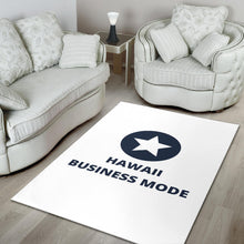 Load image into Gallery viewer, Hawaii Business Mode Rug Lone Star - ALOHA GIRL STYLE