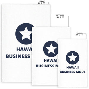 Hawaii Business Mode Rug Lone Star - ALOHA GIRL STYLE