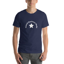 Load image into Gallery viewer, Short-Sleeve Unisex T-Shirt Hawaii Business Mode Lone Star Style - ALOHA GIRL STYLE