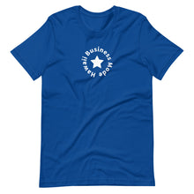 Load image into Gallery viewer, Short-Sleeve Unisex T-Shirt Hawaii Business Mode Lone Star Round Version - ALOHA GIRL STYLE