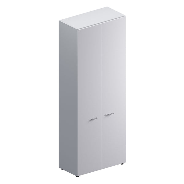Double Unit Closed Storage Cabinet - Full Height