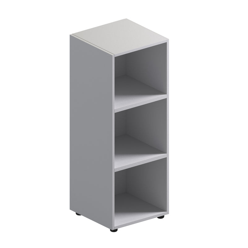Single Unit Open Storage Cabinet - Low Height