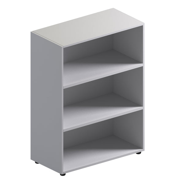 Double Unit Open Storage Cabinet - Low Height