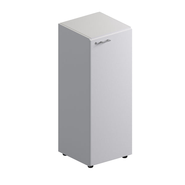 Single Unit Closed Storage Cabinet - Low Height