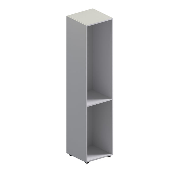 Single Unit Open Storage Cabinet - Full Height