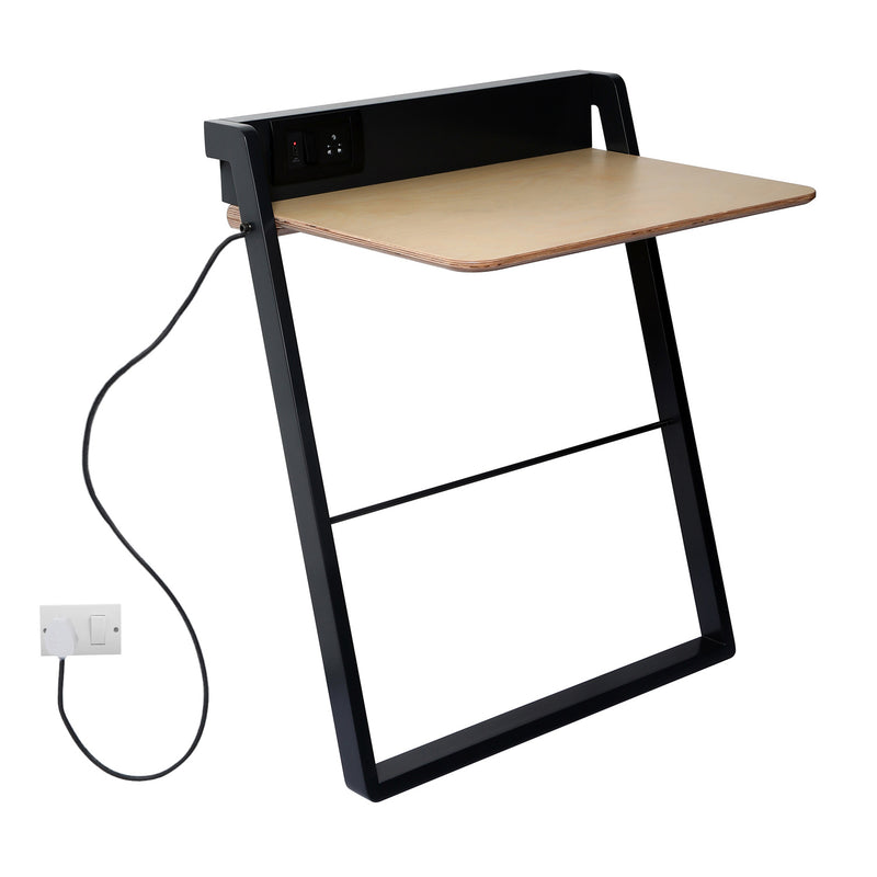 LEANING DESK POWERED
