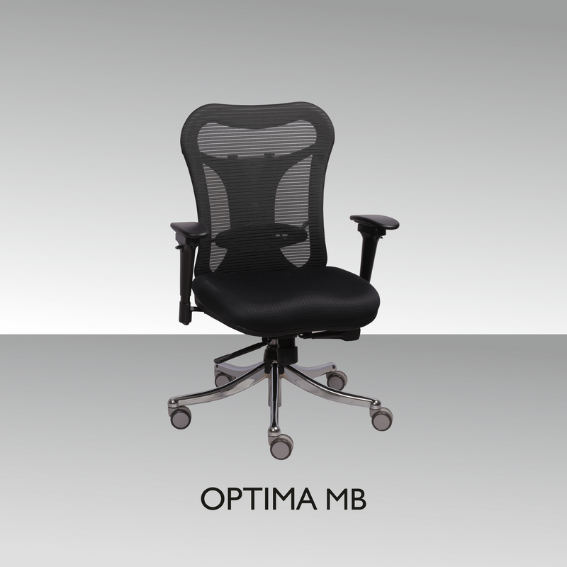 OPTIMA MID BACK CHAIR