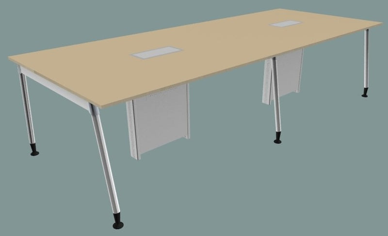 Crossover Large Size Meeting Table
