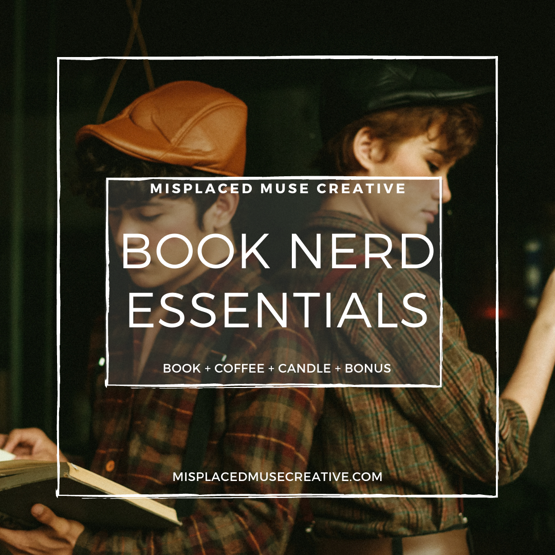 Book Nerd Essentials Box