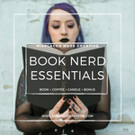 Load image into Gallery viewer, Book Nerd Essentials Box