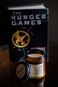 """Hope"" Candle - Inspired by The Hunger Games"