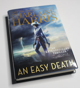 An Easy Death (Gunnie Rose Bk. 1) by Charlaine Harris