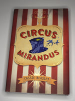 Load image into Gallery viewer, Circus Mirandus by Cassie Beasley