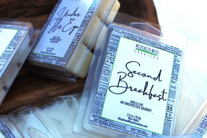 Second Breakfast Wax Melts
