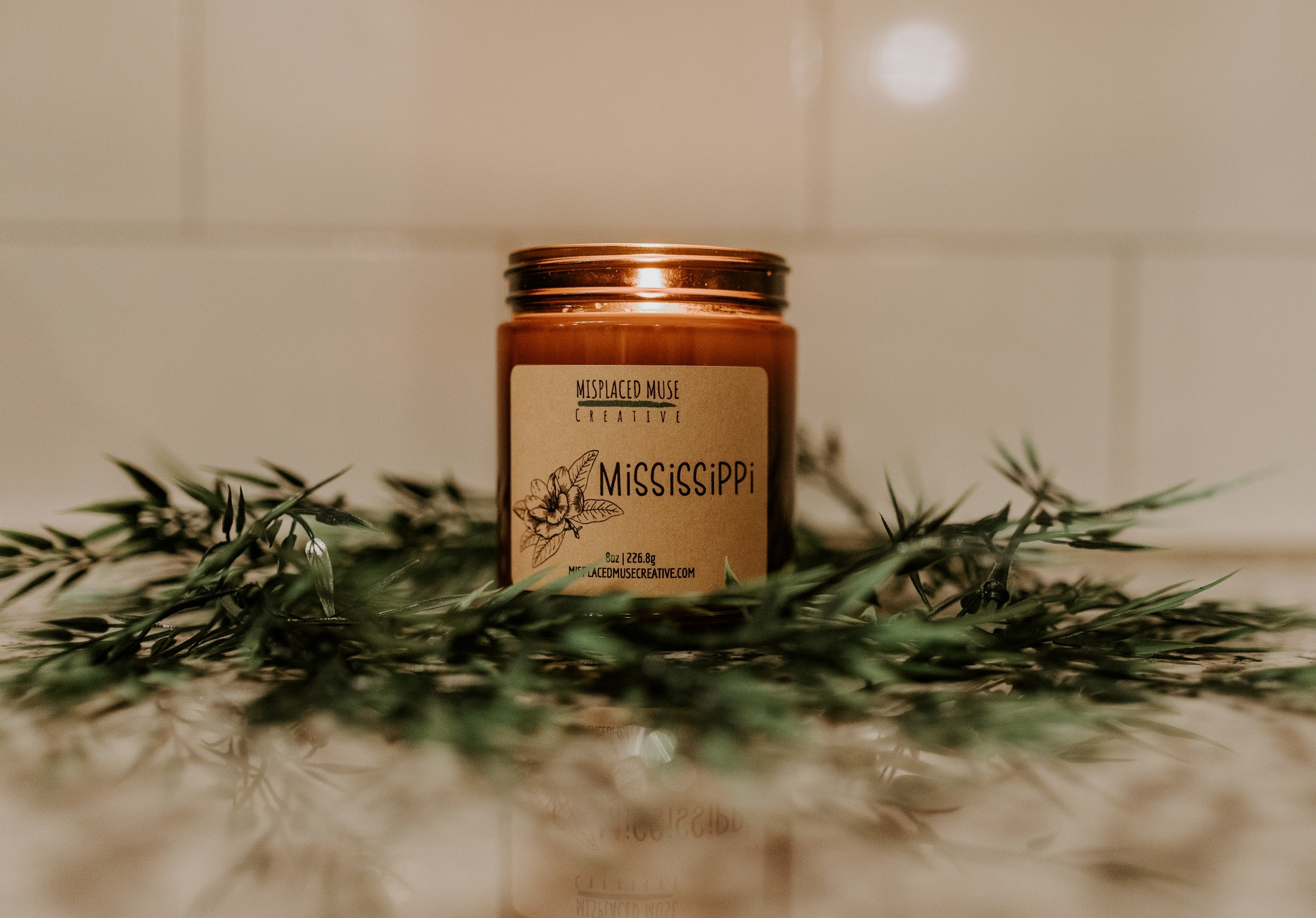 Mississippi Candle