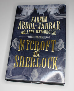 Mycroft and Sherlock by Kareem Abdul-Jabbar and Anna Waterhouse