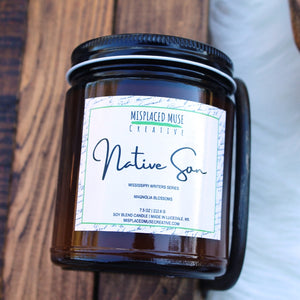 Native Son Candle