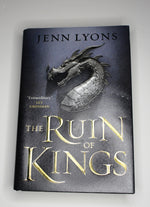 Load image into Gallery viewer, The Ruin of Kings by Jenn Lyons