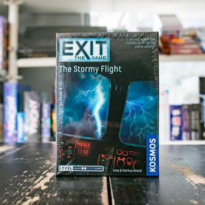 Exit: The Stormy Flight