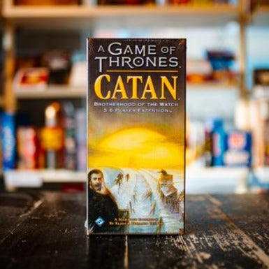 Game Of Thrones: Catan – Brotherhood Of The Watch: 5-6 Player Extension