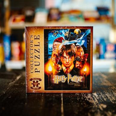 Harry Potter and the Sorcerer's Stone (550pc)