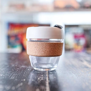 KeepCup 8oz Brew - Cork Edition