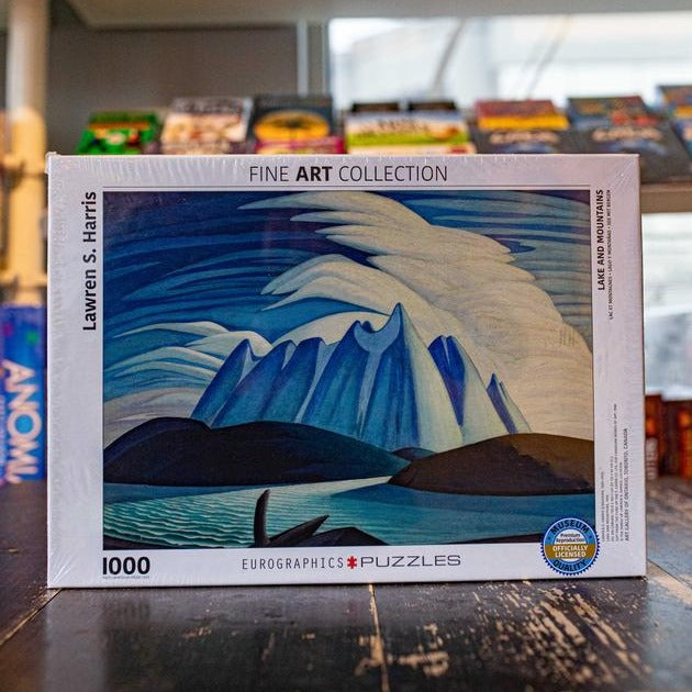 Lake and Mountains (1000pc)