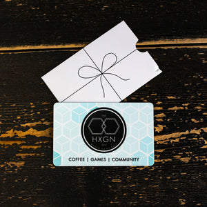 Gift Card (In Person Only)