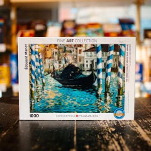 The Grand Canal of Venice (1000pc)