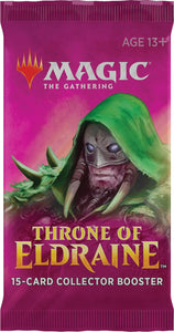 Throne of Eldraine Collector's Edition Booster Pack