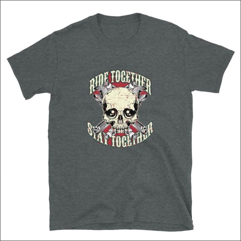 ride together t-shirt streatozone