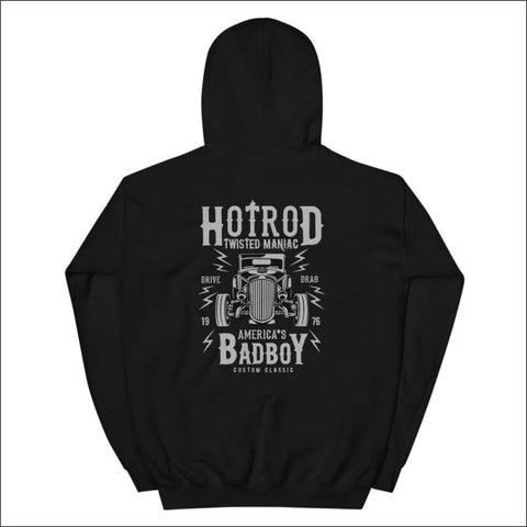Sweat à Capuche Hot-Rod Bad-Boy ozev.myshopify.com