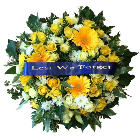 Commemorative Wreath