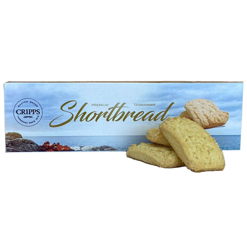 Box of Premium Tasmanian Shortbread
