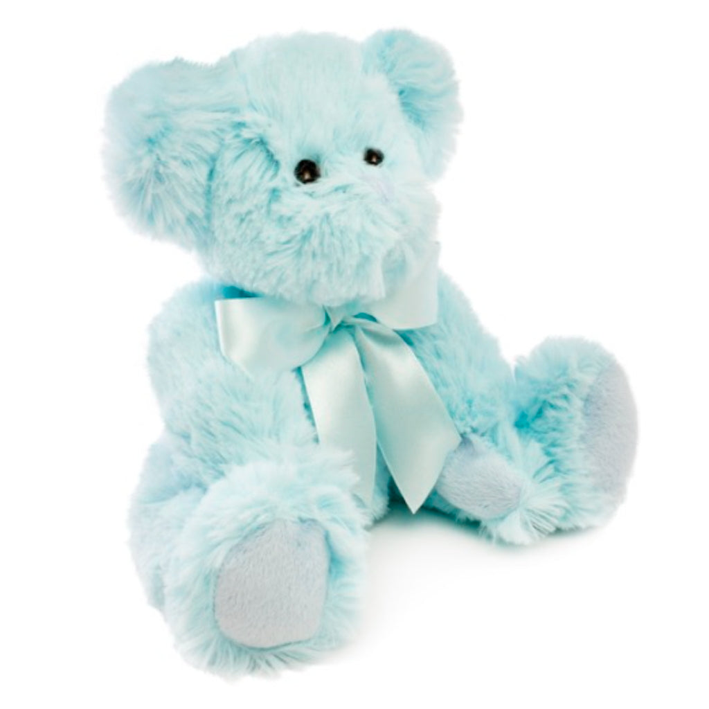 Teddy Bear - Small Blue