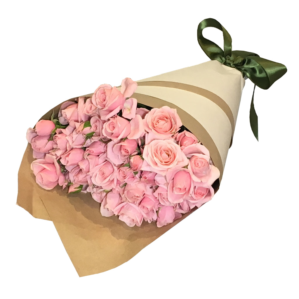 Bouquet of Premium Spray Roses