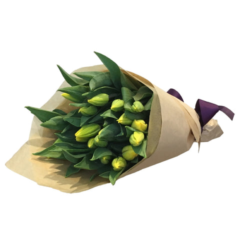 Bouquet of Table Cape Tulips