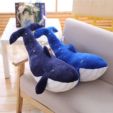 Peluche Baleine Moby Dick