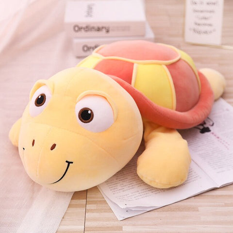 Peluche Tortue rouge