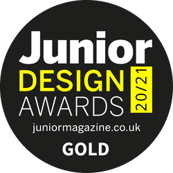 Junior Design Awards Winner!