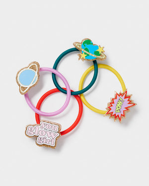Girls Gift Hair bands Glow Girl