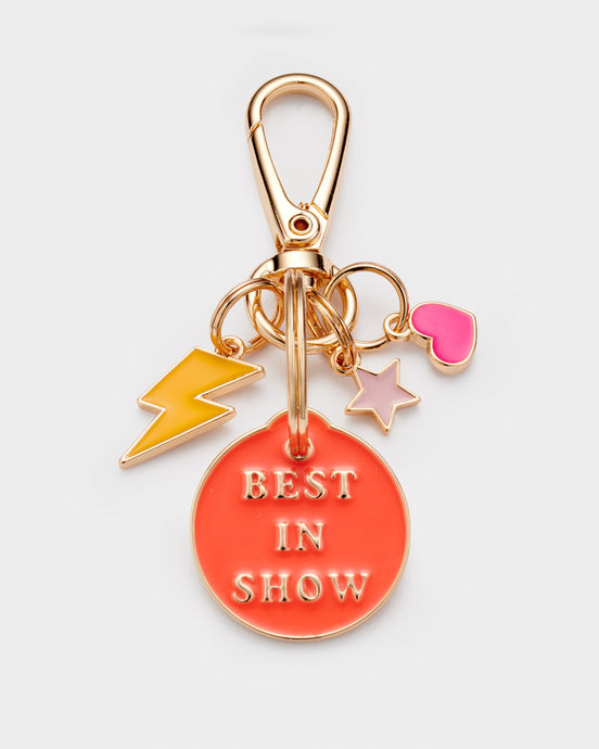 Best In Show Dog Charm