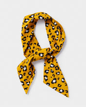 Load image into Gallery viewer, Leopard Print Head Scarf
