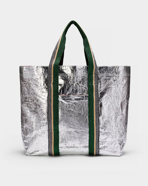 Metallic bag for life Tote bag